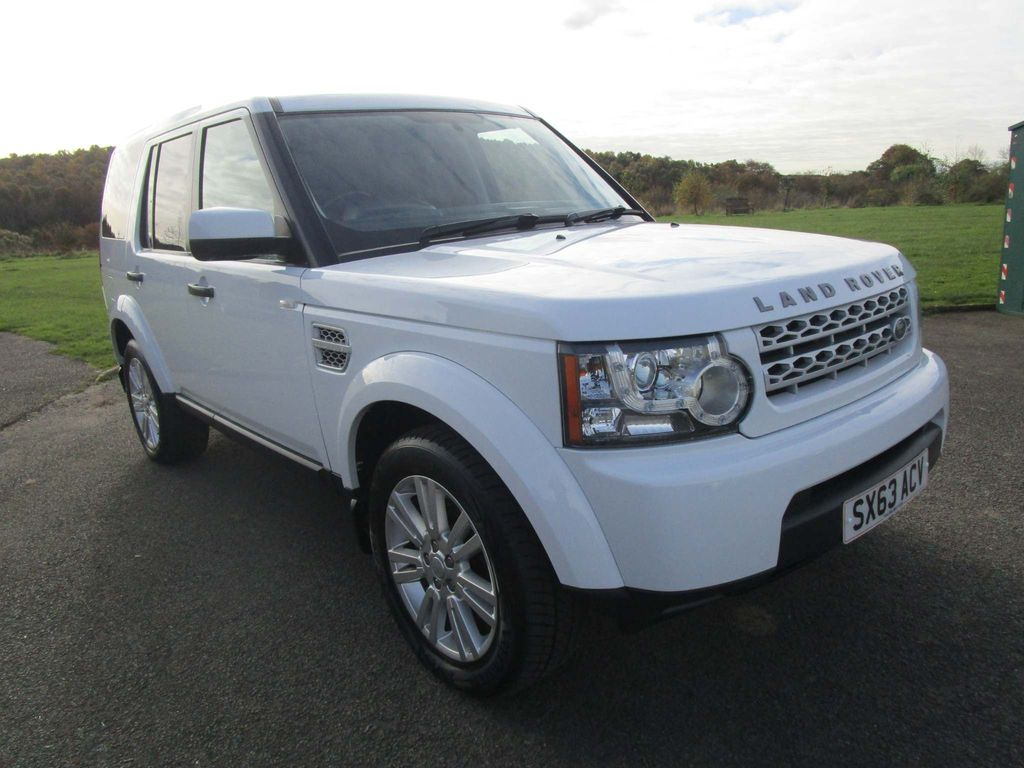 Land Rover Discovery Car Derived Van Discovery 4 3.0 SD V6 COMMERCIAL