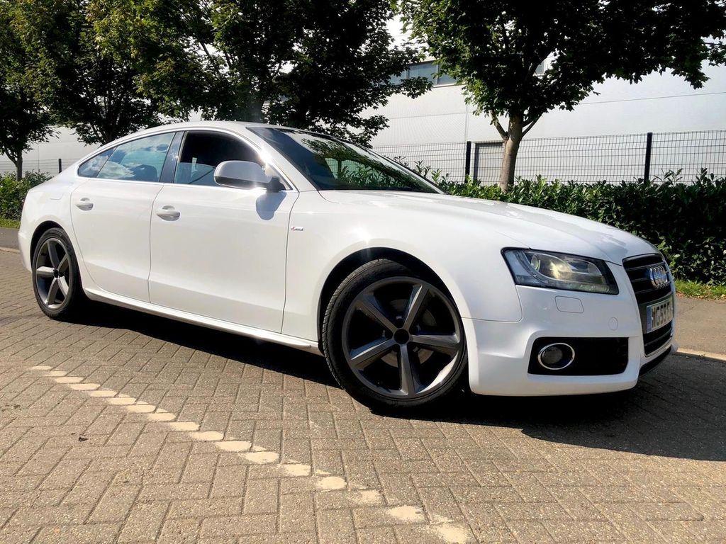 Audi A5 Hatchback 2.0 TFSI S line Sportback 5dr