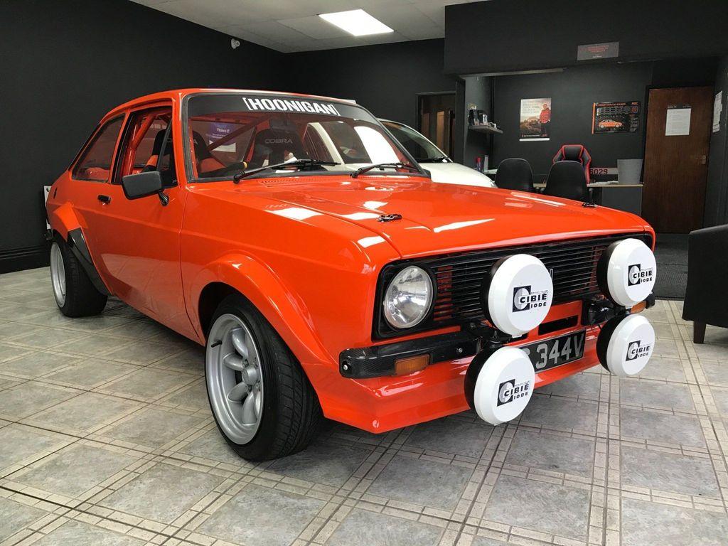 Ford Escort Saloon 1.6 Sport 2dr