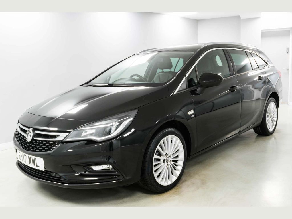 Vauxhall Astra Estate 1.6 CDTi ecoFLEX Elite Nav Sports Tourer (s/s) 5dr