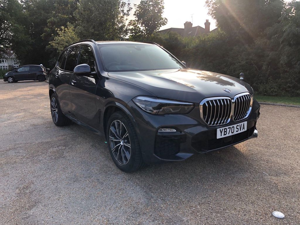 BMW X5 SUV 3.0 30d MHT M Sport Auto xDrive (s/s) 5dr