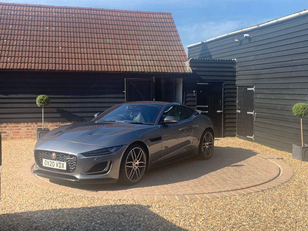 Jaguar F-Type Coupe 5.0 V8 R-Dynamic Auto (s/s) 2dr