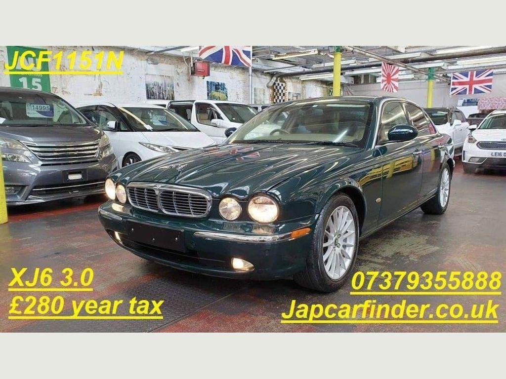 Jaguar XJ Saloon XJ 3.0 XJ6 Rust Free Japanese Import