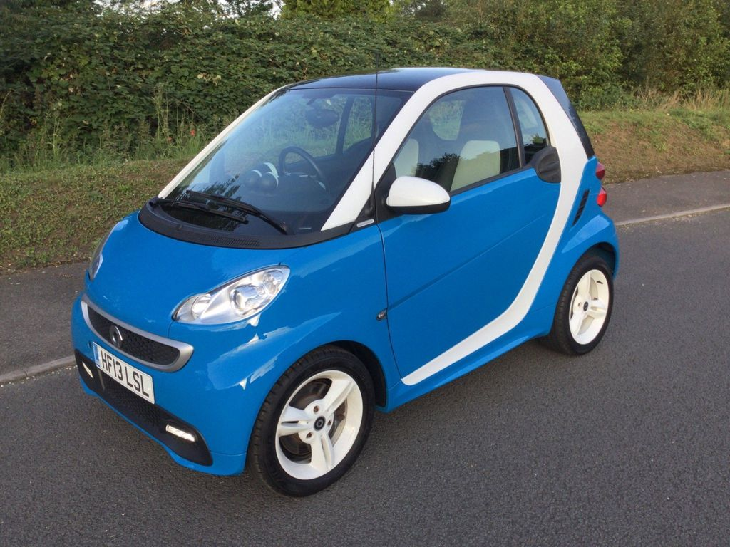Smart fortwo Coupe 1.0 MHD Iceshine SoftTouch 2dr