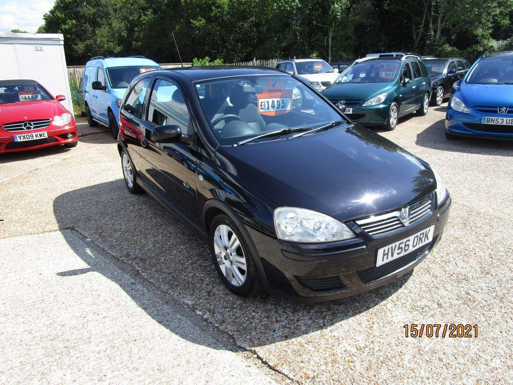 Vauxhall Corsa Hatchback 1.0 i 12v Active 3dr (a/c)