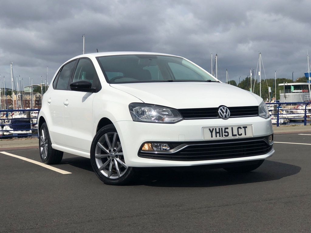 Volkswagen Polo Hatchback 1.0 BlueMotion Tech SE Design (s/s) 5dr