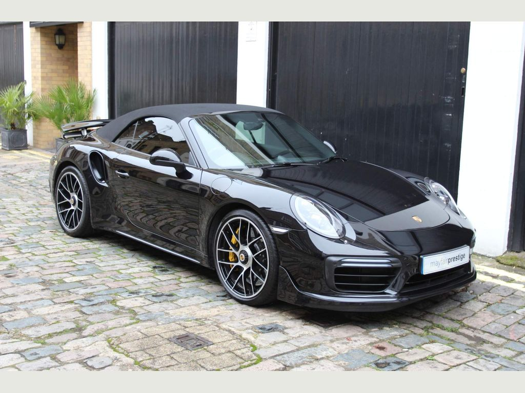 Porsche 911 Convertible 3.8T 991 Turbo S PDK 4WD (s/s) 2dr