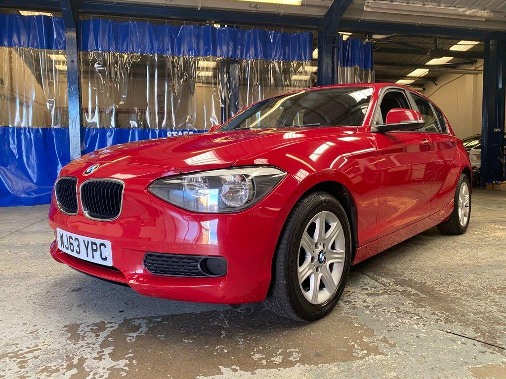 BMW 1 Series Hatchback 2.0 116d ES Sports Hatch (s/s) 5dr