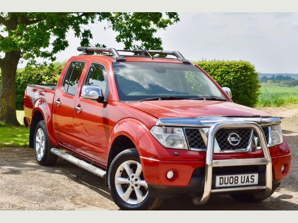 Nissan Navara Pickup 2.5 dCi Long Way Down Expedition Double Cab Pickup 4dr