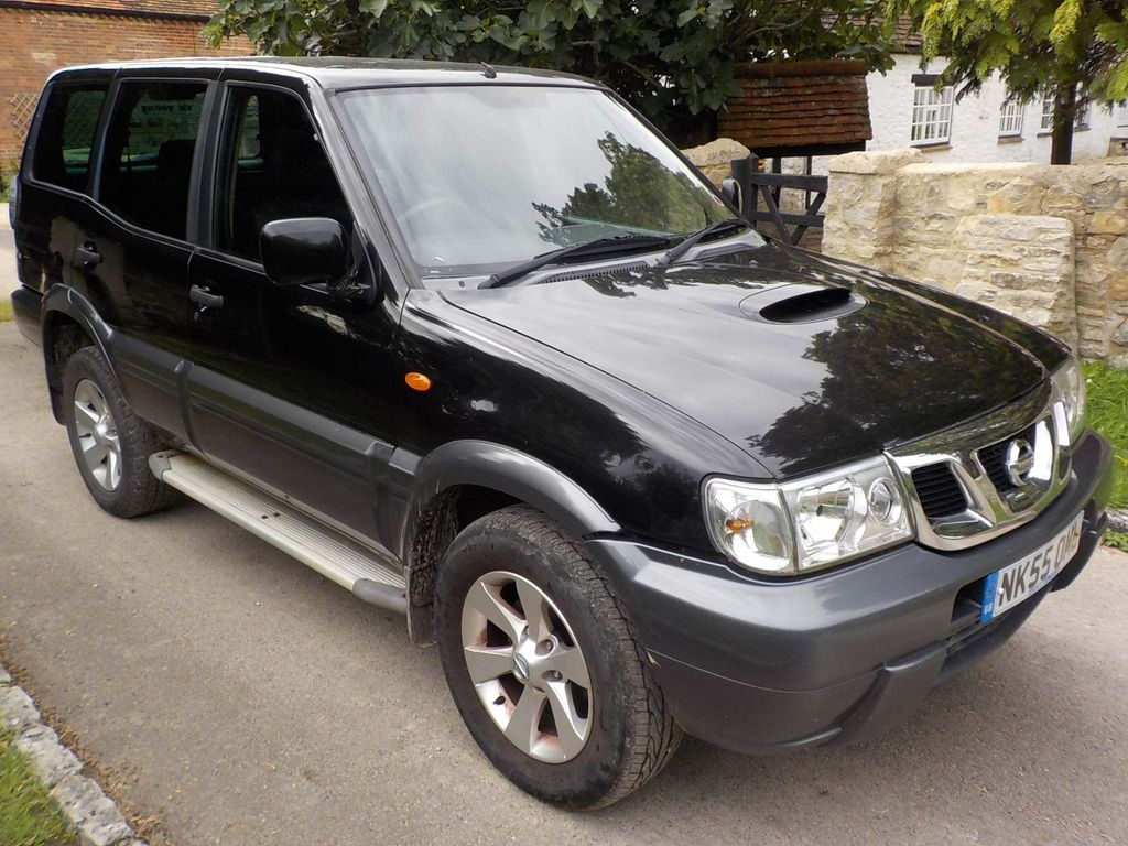 Nissan Terrano Unlisted 2.7 TD Panel Van