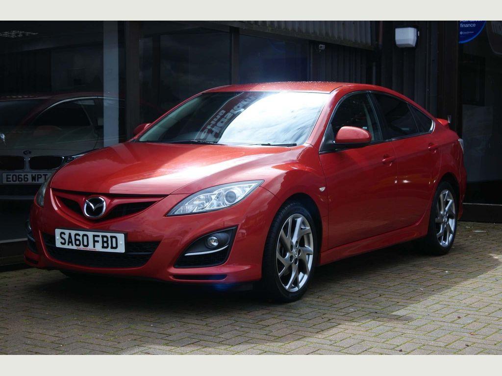 Mazda Mazda6 Hatchback 2.2 D Takuya 5dr
