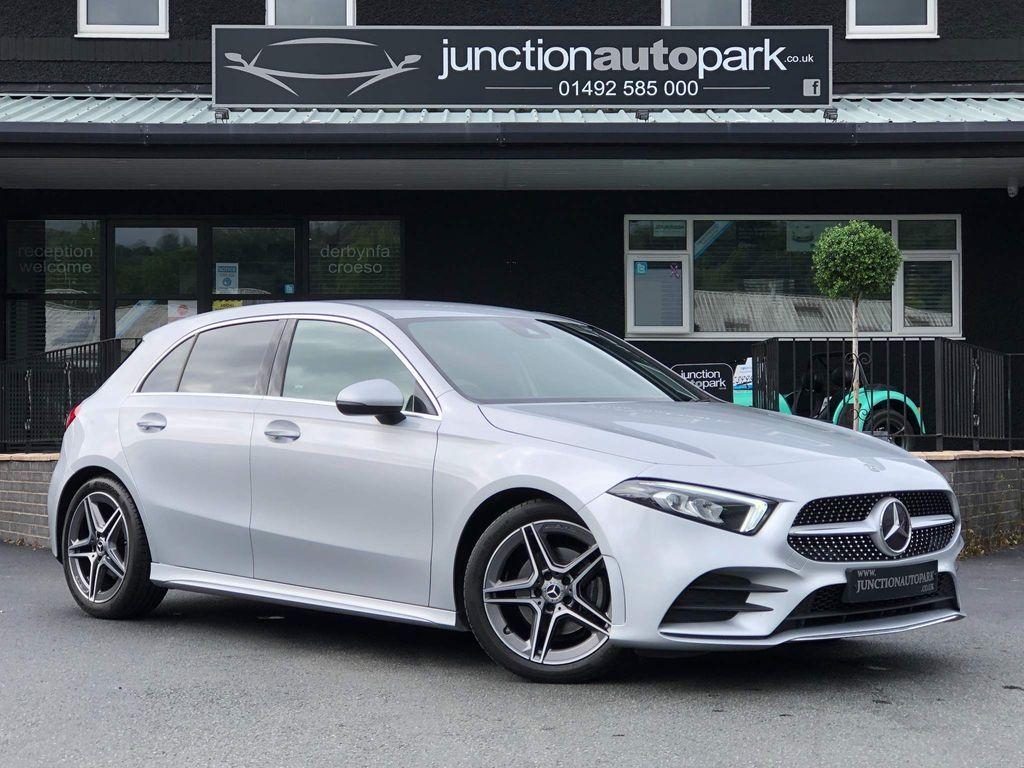 Mercedes-Benz A Class Hatchback 1.3 A180 AMG Line (s/s) 5dr