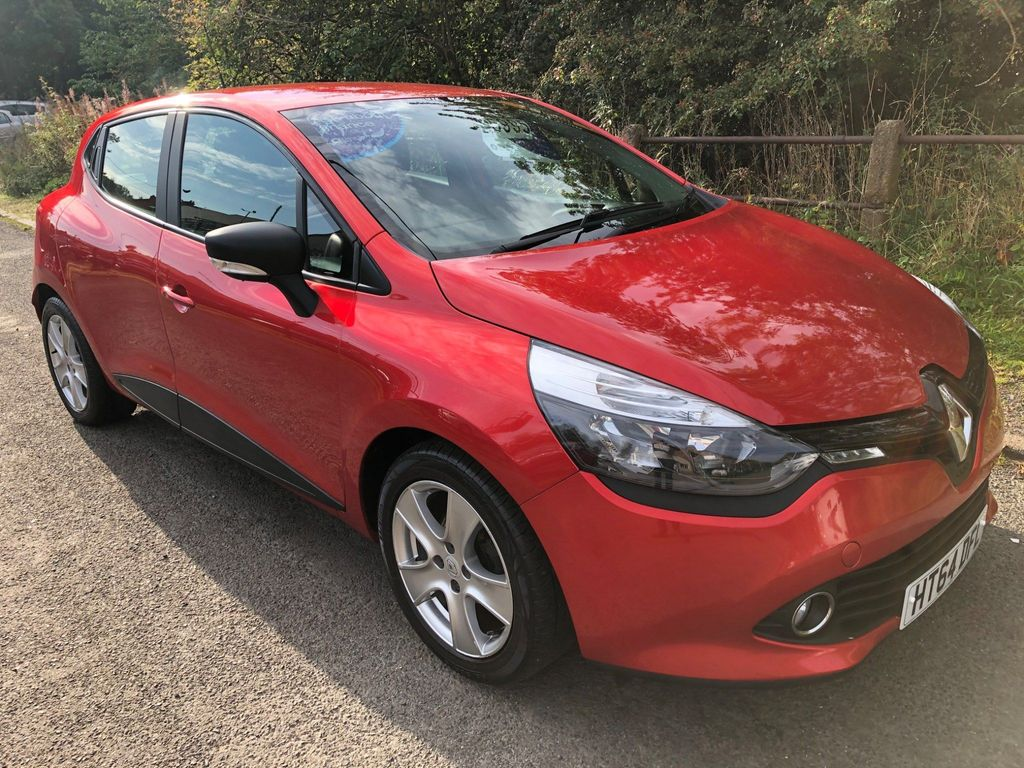 Renault Clio Hatchback 0.9 TCe ECO Expression + (s/s) 5dr