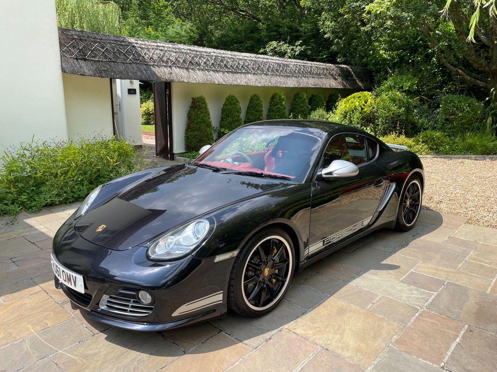 Porsche Cayman Coupe 3.4 987 R PDK 2dr