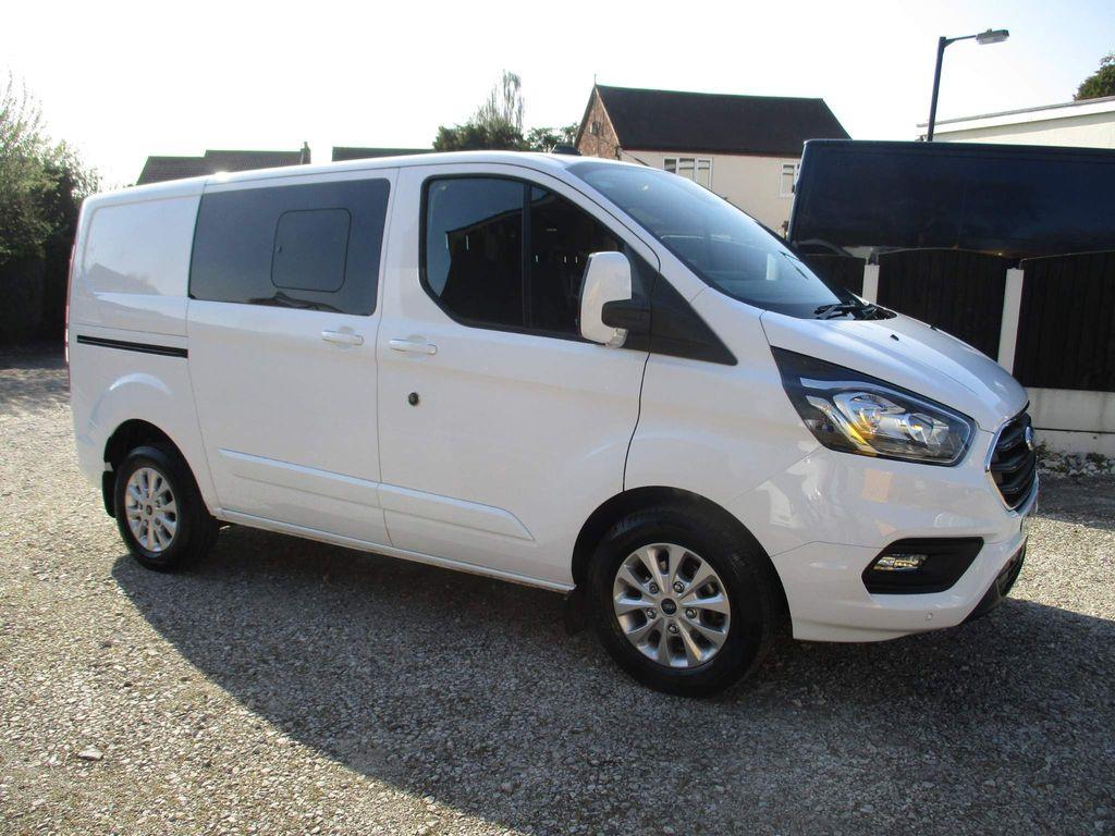 Ford Transit Custom Combi Van 2.0 300 EcoBlue Limited DCIV L1 H1 EU6 (s/s) 5dr