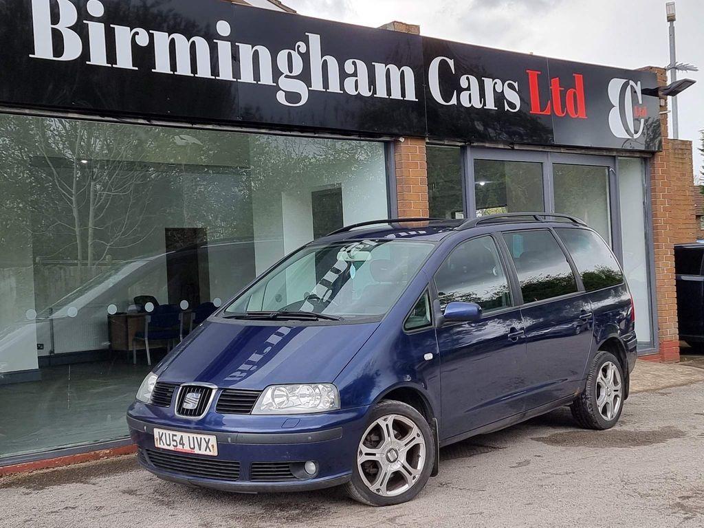 SEAT Alhambra MPV 1.9 TDI Stylance 5dr