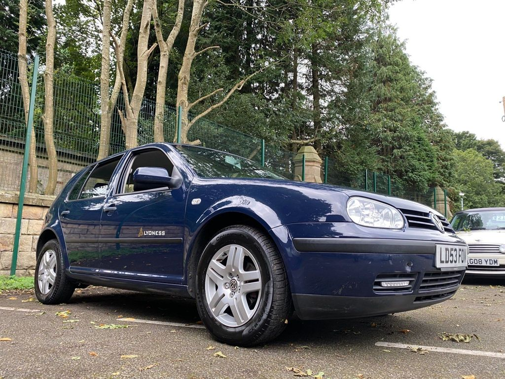 Volkswagen Golf Hatchback 1.6 Match 5dr