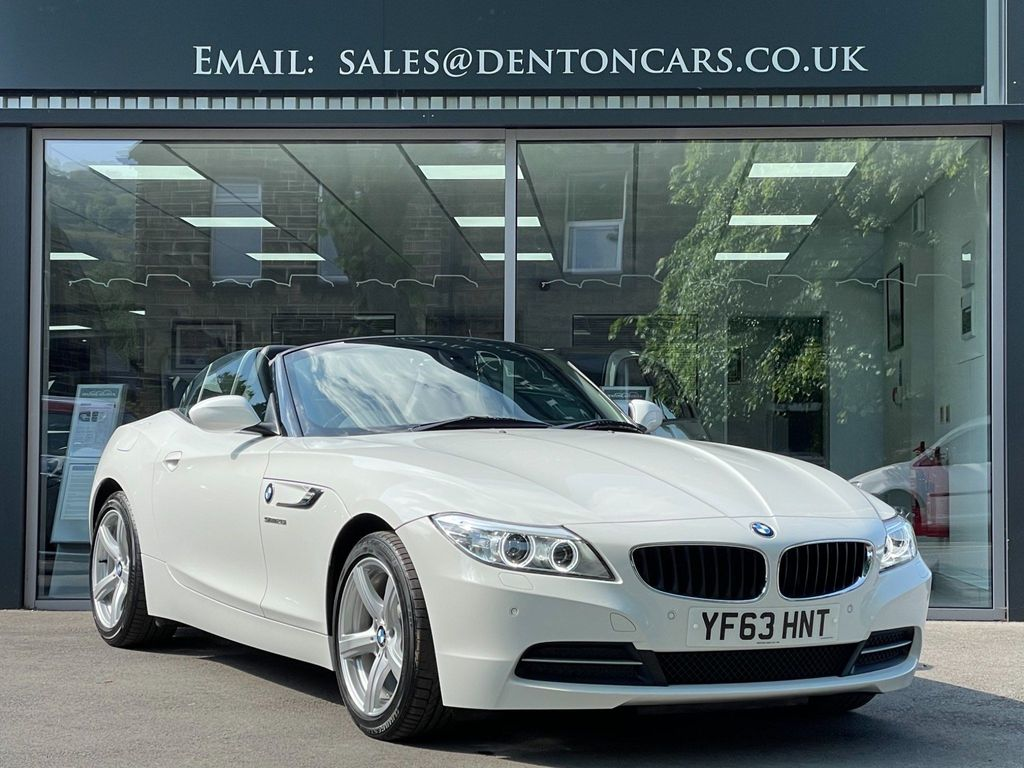 BMW Z4 Convertible 2.0 28i sDrive (s/s) 2dr