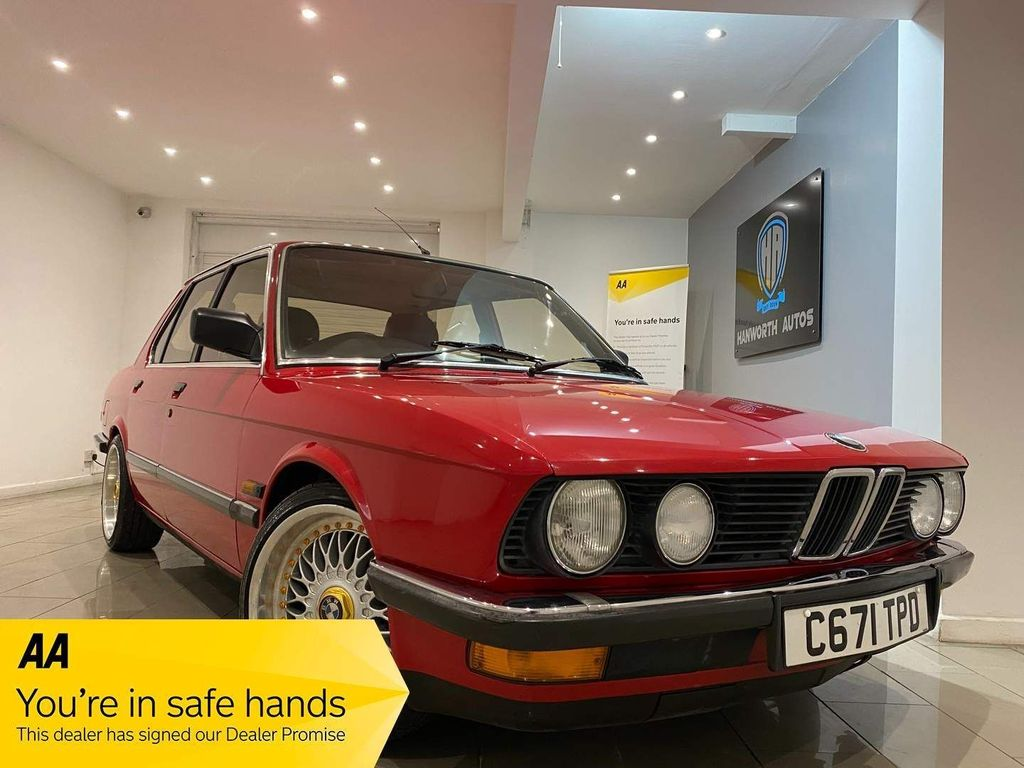 BMW 5 Series Saloon 1.8 518i Lux 4dr