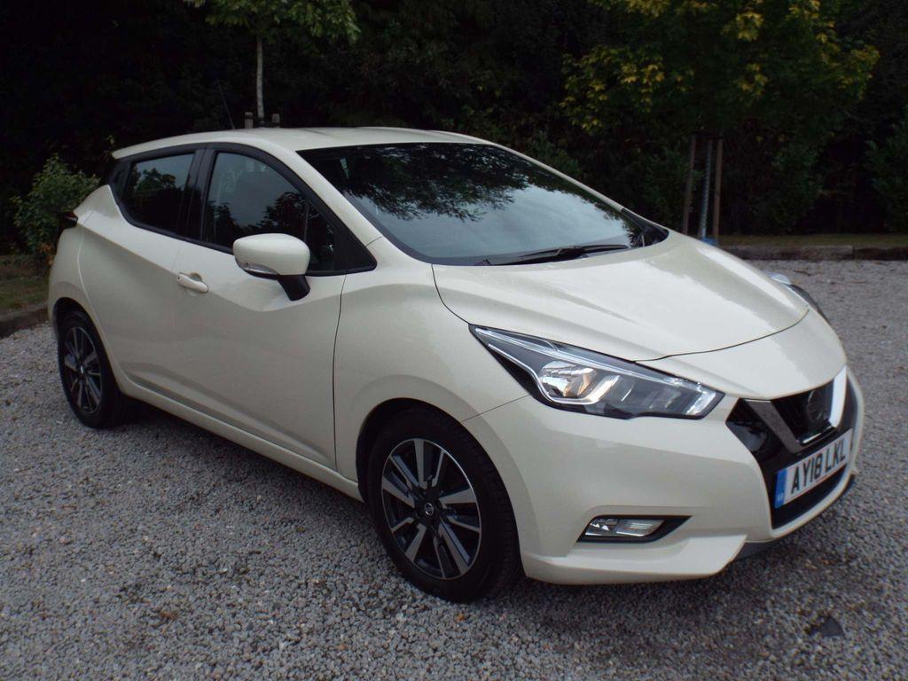 Nissan Micra Hatchback 0.9 IG-T Acenta Limited Edition (s/s) 5dr