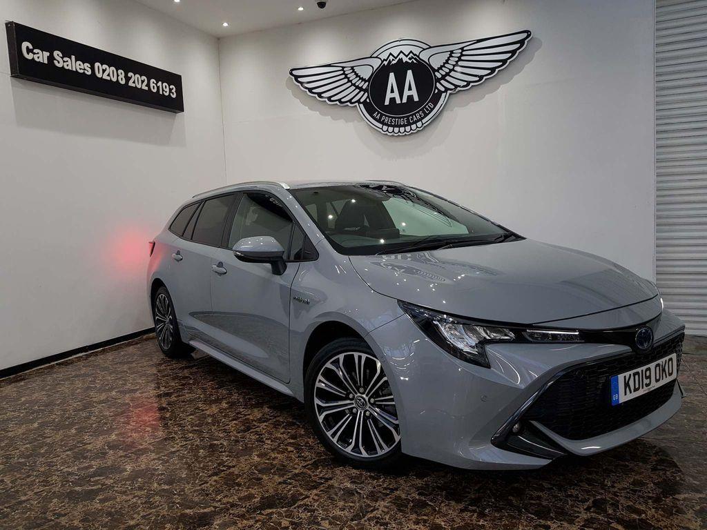 Toyota Corolla Estate 1.8 VVT-h Design Touring Sports CVT (s/s) 5dr