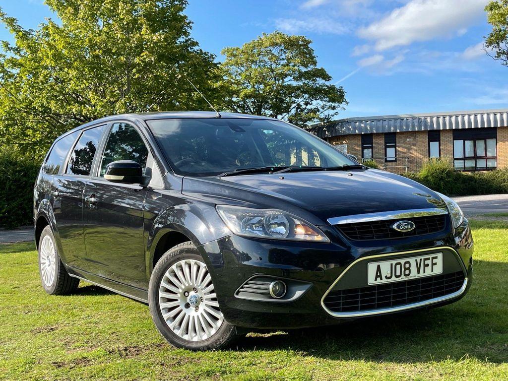 Ford Focus Estate 2.0 Titanium 5dr