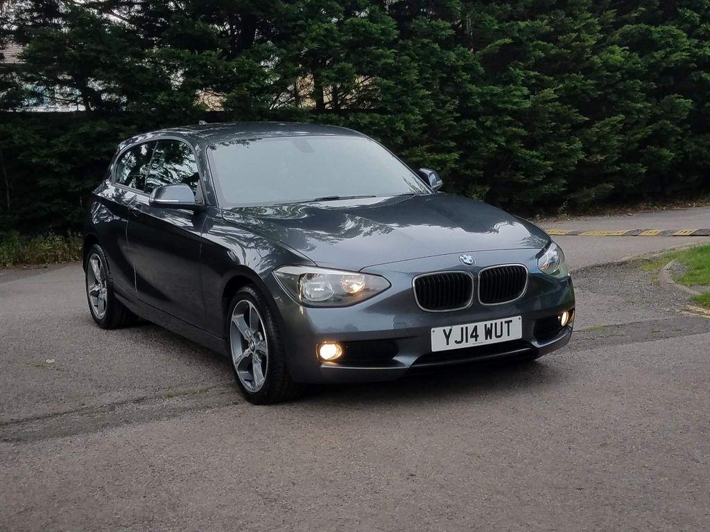 BMW 1 Series Hatchback 1.6 116i SE Sports Hatch (s/s) 3dr