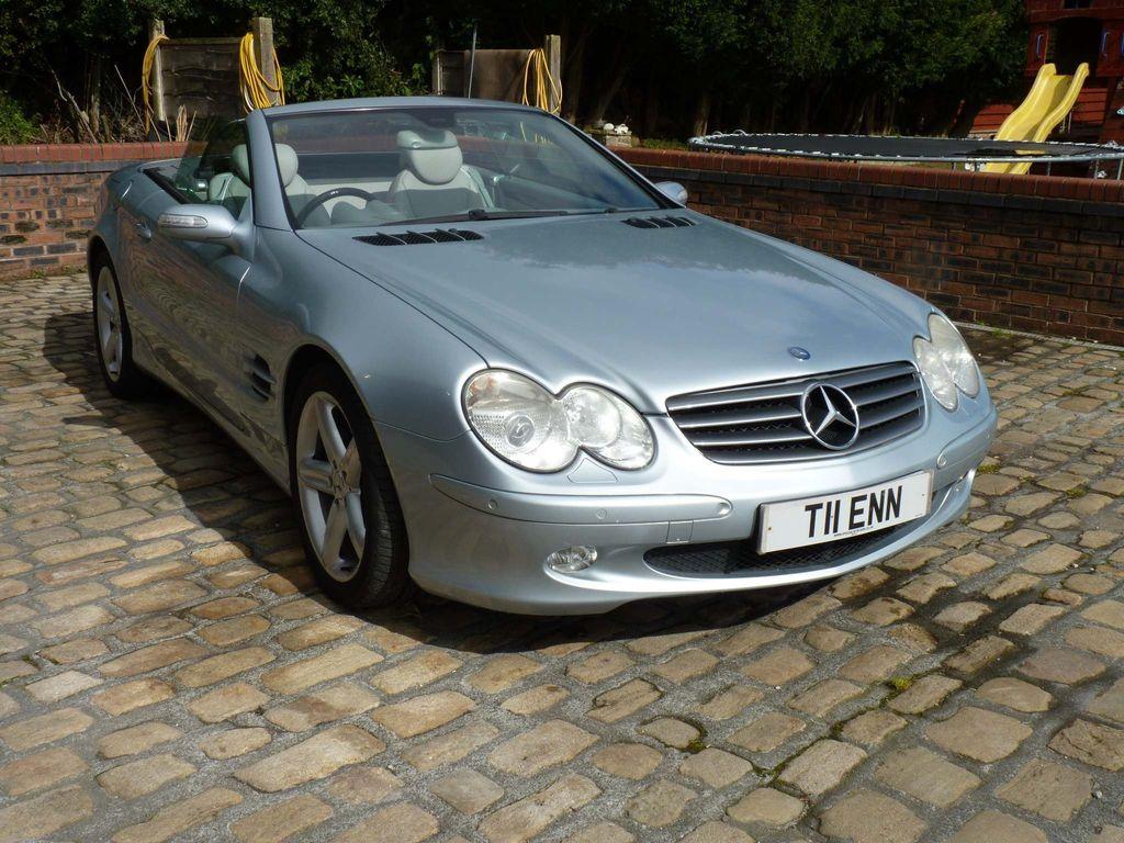 Mercedes-Benz SL Class Convertible 5.0 SL500 2dr