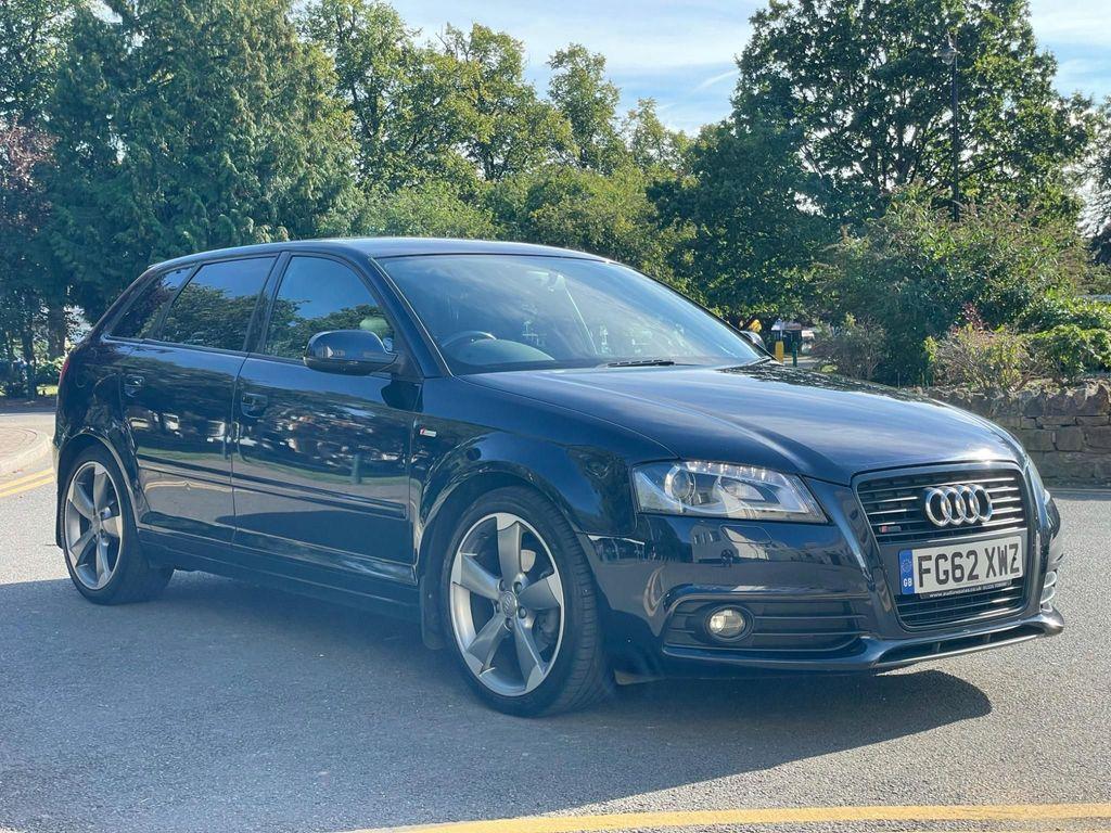 Audi A3 Hatchback 2.0 TDI Black Edition Sportback 5dr