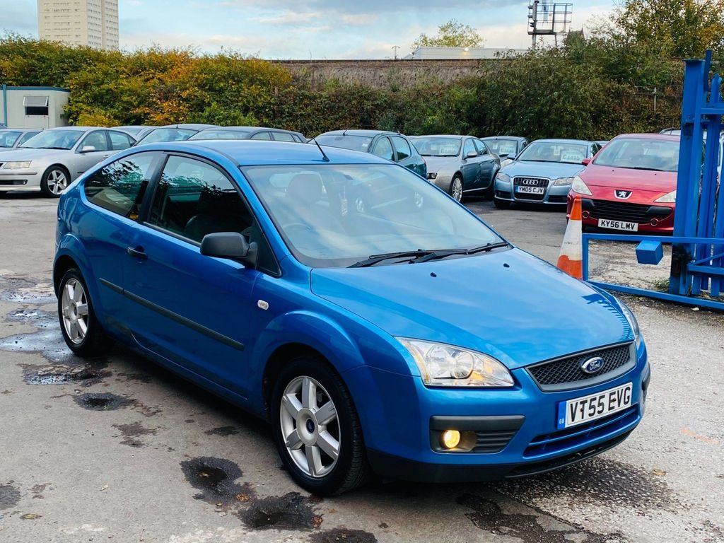 Ford Focus Hatchback 1.4 Sport 3dr