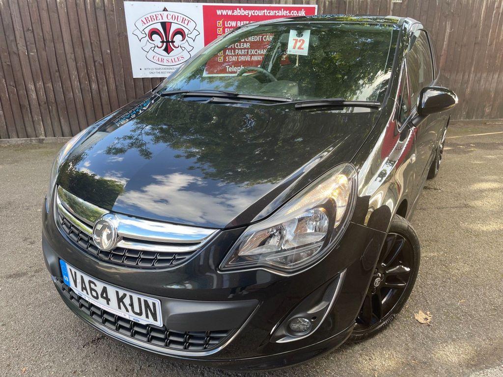 Vauxhall Corsa Hatchback 1.3 CDTi ecoFLEX Limited Edition 3dr (A/C)