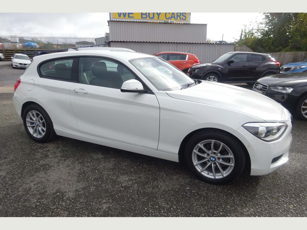 BMW 1 Series Hatchback 1.6 116d EfficientDynamics Sports Hatch (s/s) 3dr