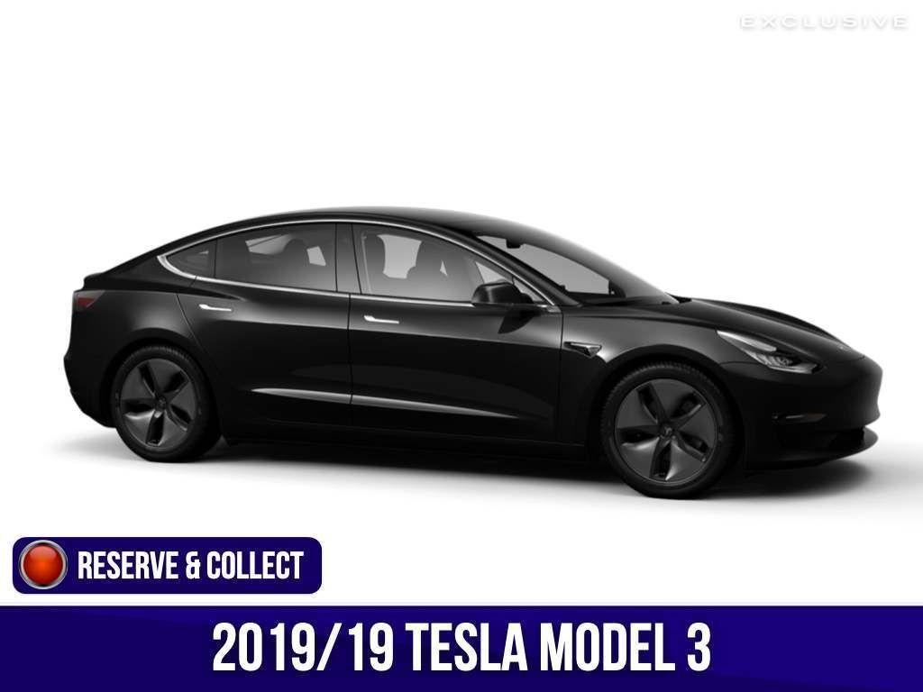Tesla Model 3 Saloon Standard Range Plus Auto 4dr