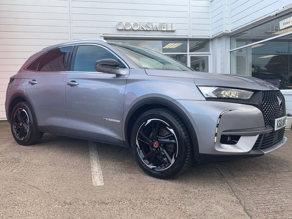 DS AUTOMOBILES DS 7 CROSSBACK SUV 2.0 BlueHDi Performance Line Crossback EAT8 (s/s) 5dr