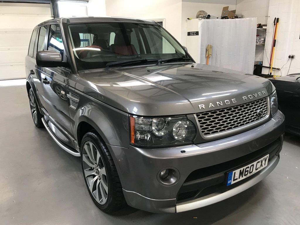 Land Rover Range Rover Sport SUV 5.0 V8 Autobiography Sport Auto 4WD 5dr