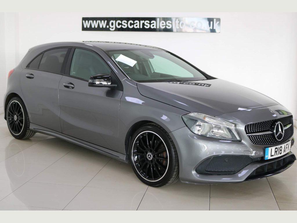 Mercedes-Benz A Class Hatchback 1.6 A200 AMG Line 7G-DCT (s/s) 5dr