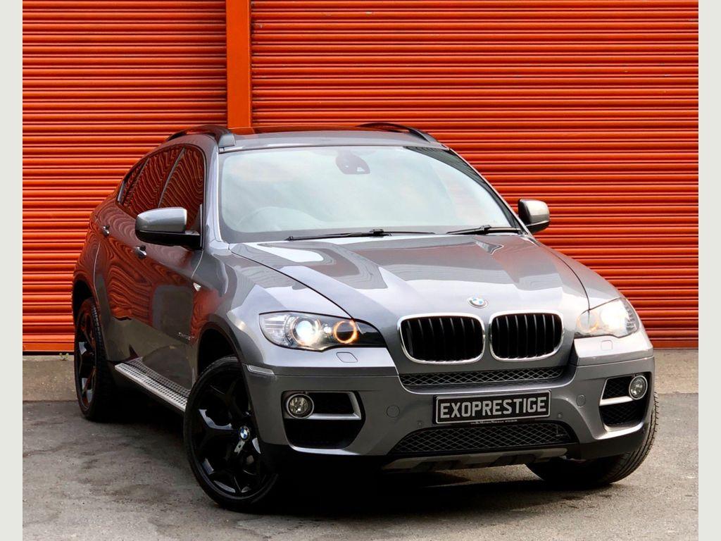 BMW X6 SUV 4.5 50i V8 xDrive 5dr