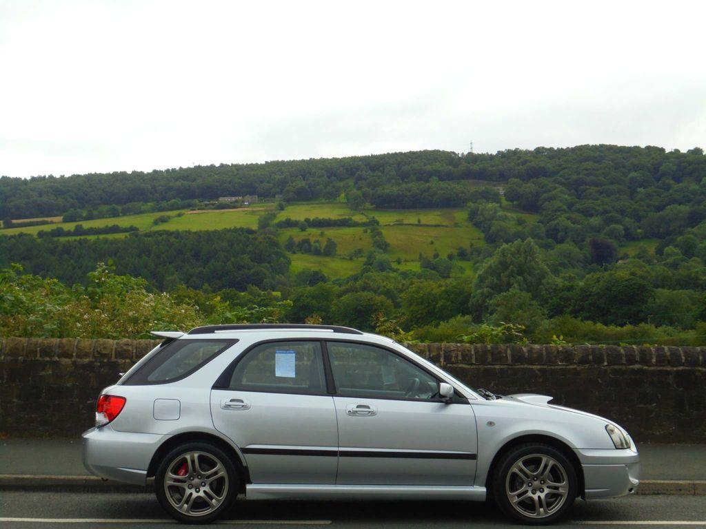 Subaru Impreza Hatchback 2.0 Turbo WRX 5dr