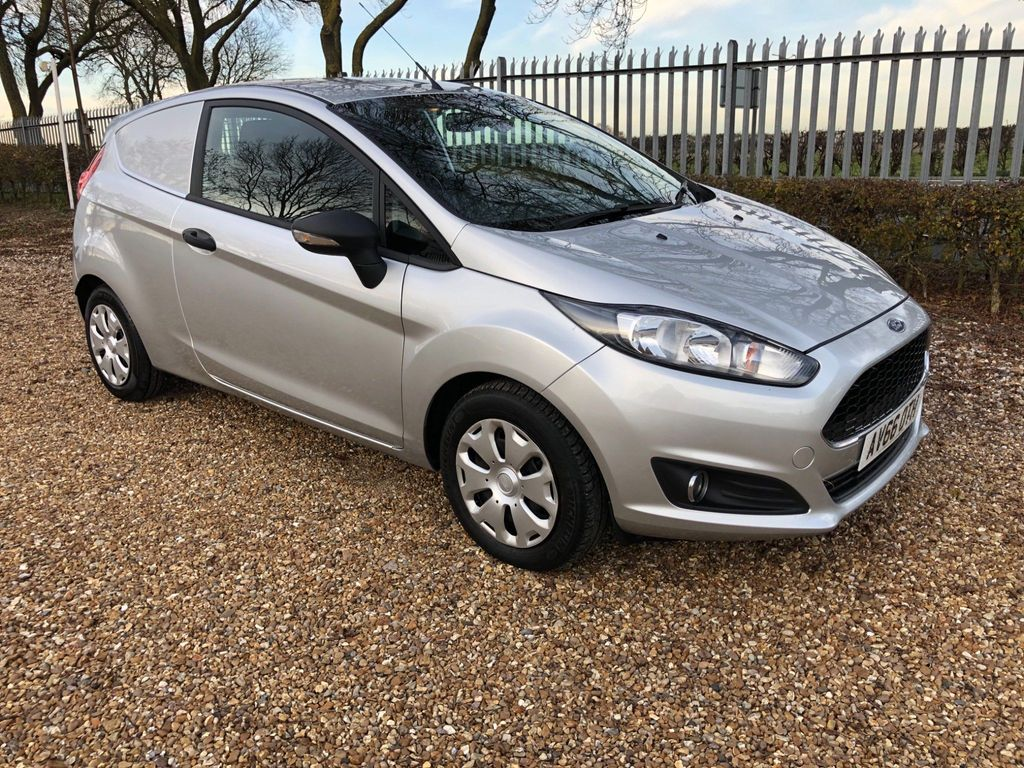 Ford Fiesta Other 1.5 TDCI ECOnetic Trend Panel Van 3dr