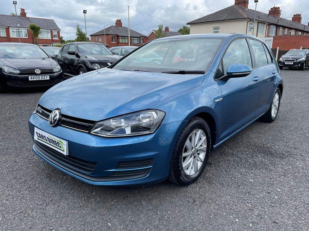 Volkswagen Golf Hatchback 1.6 TDI BlueMotion (s/s) 5dr