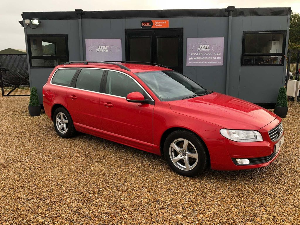 Volvo V70 Estate 2.0 D4 Business Edition 5dr