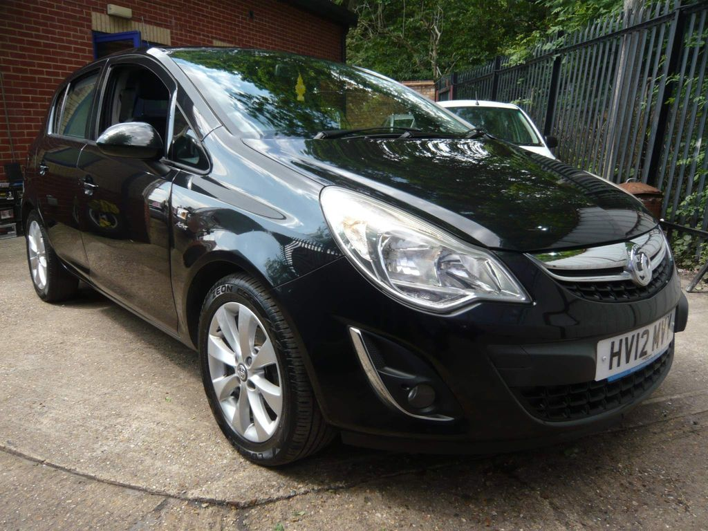 Vauxhall Corsa Hatchback 1.2 i ecoFLEX 16v Active Easytronic 5dr (a/c)