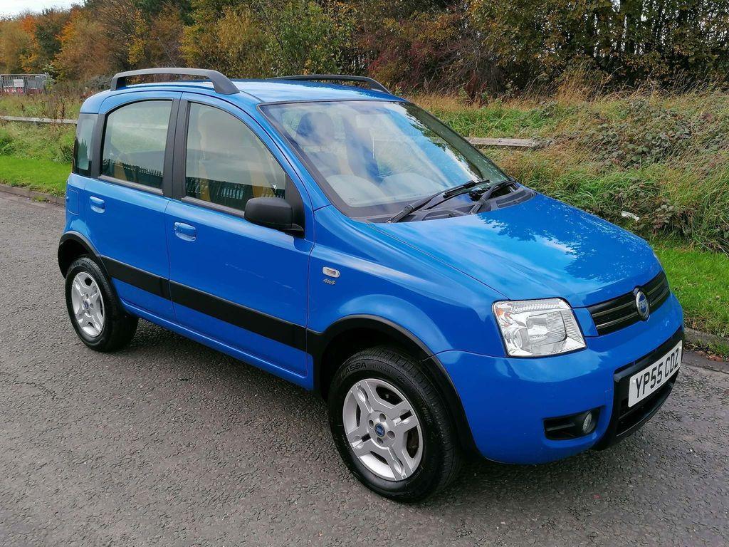 Fiat Panda Hatchback 1.2 4x4 5dr