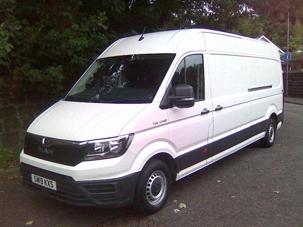 MAN TGE Panel Van 2.0 3140 FWD LWB High Roof EU6 (s/s) 5dr