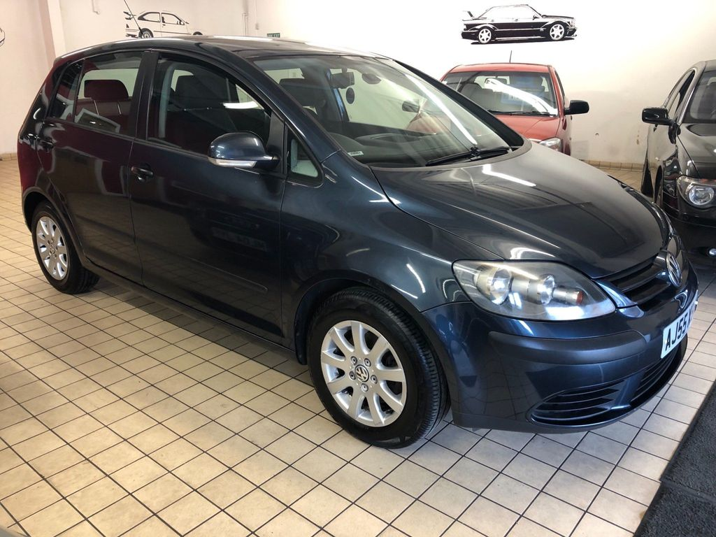 Volkswagen Golf Plus Hatchback 1.6 FSI SE 5dr