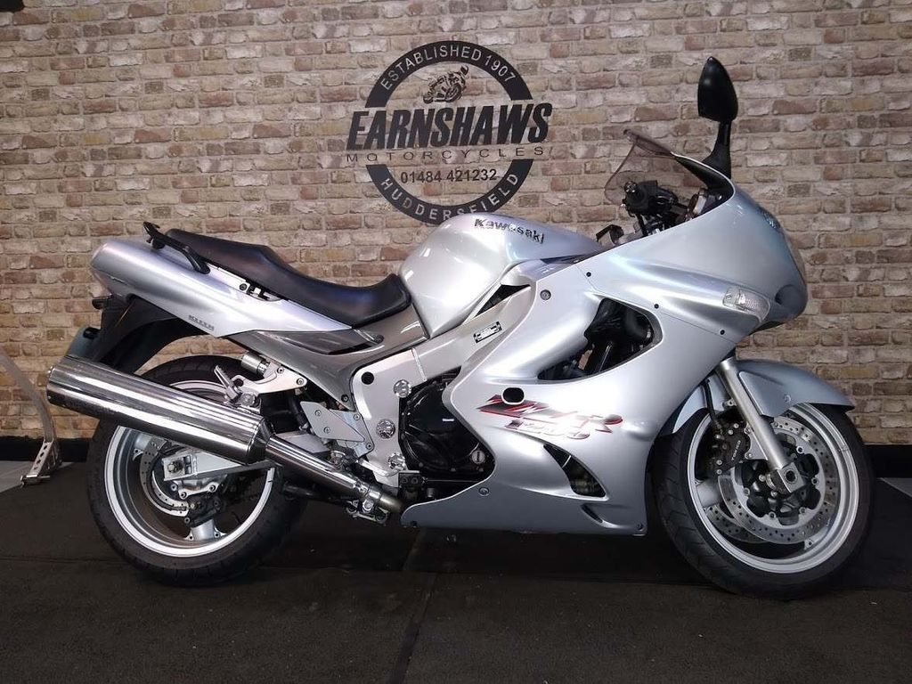 Kawasaki ZZR1200 Sports Tourer 1200