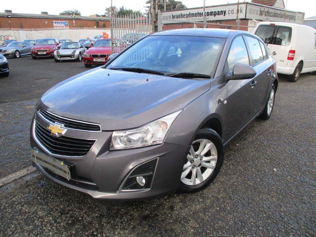 Chevrolet Cruze Hatchback 1.6 LT 5dr