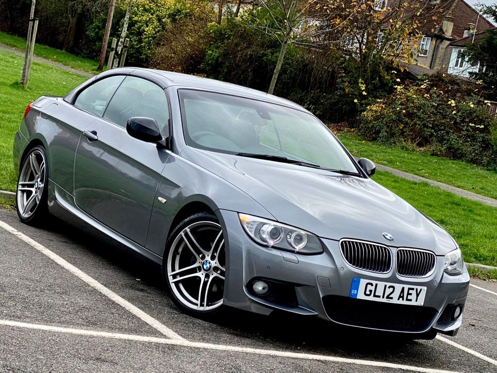 BMW 3 Series Convertible 2.0 320i Sport Plus Edition Auto 2dr