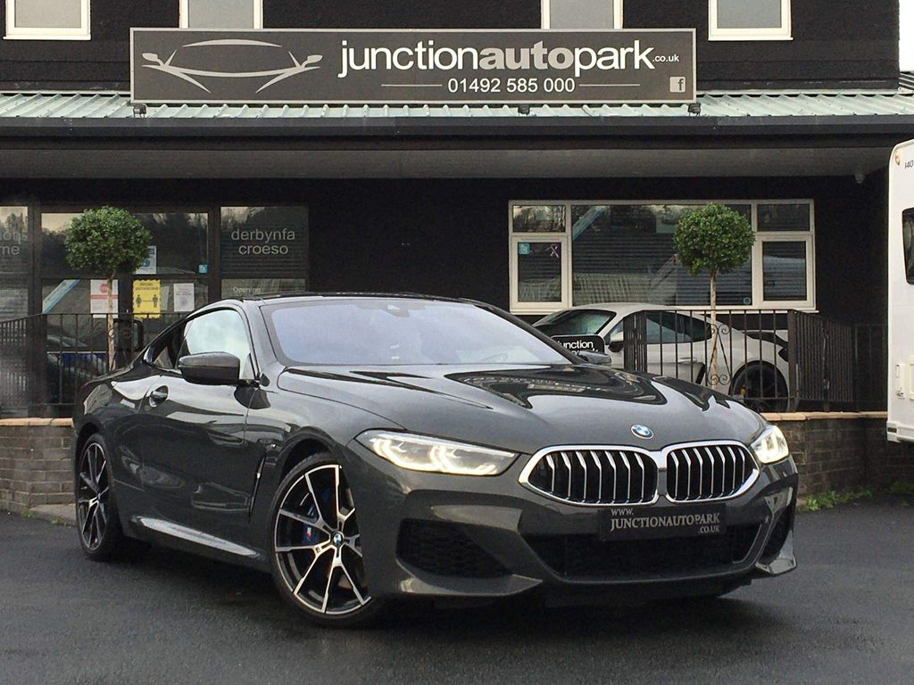 BMW 8 Series Coupe 3.0 840i Steptronic (s/s) 2dr