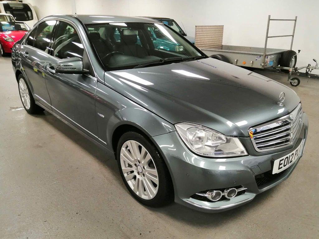Mercedes-Benz C Class Saloon 2.1 C220 CDI BlueEFFICIENCY Elegance 7G-Tronic 4dr